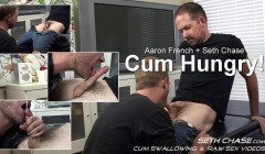 Cum Hungry!